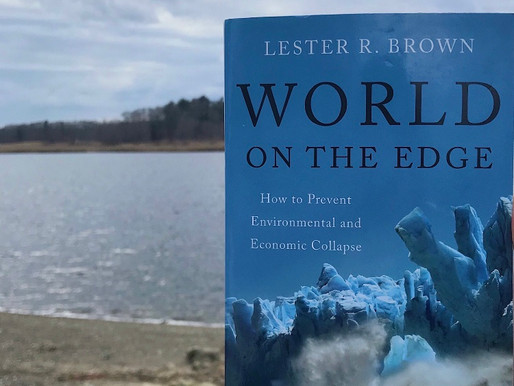 What We're Reading: World on the Edge How to Prevent Environmental and Economic Collapse