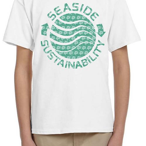 Seaside Youth Shirt Turtle Design