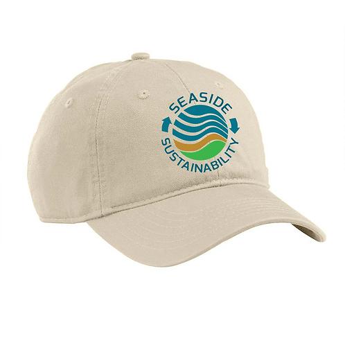 Baseball Hat Color Logo