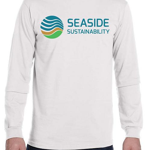 Long Sleeved Shirt Seaside Logo