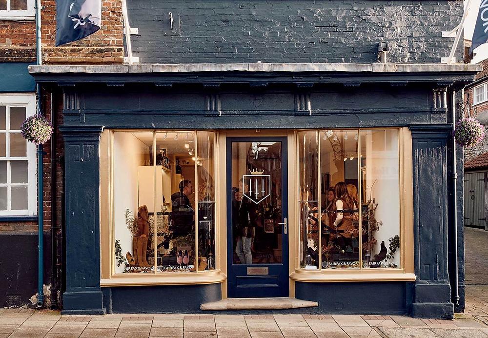 Holt Fairfax and Favor Shop