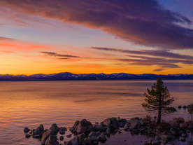 'California Dreamin', uncovering the secrets of Lake Tahoe