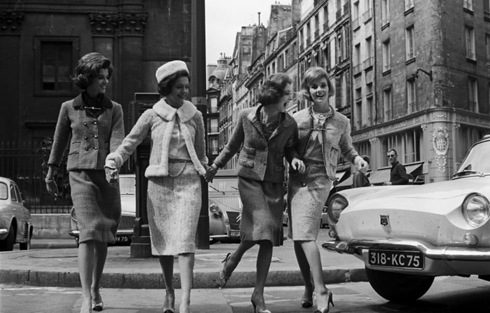 Chanel Iconic Tweed Suit