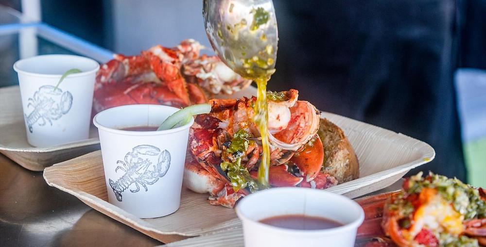 Nyetimber Dorset Seafood Festival