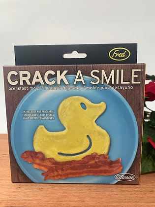Crack A Smile Duck Mold