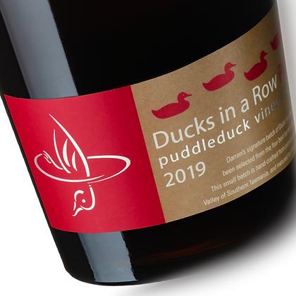 Ducks in a Row 2019 Reserve Pinot Noir