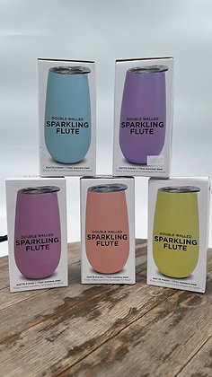 Insulated Sparkling Flutes