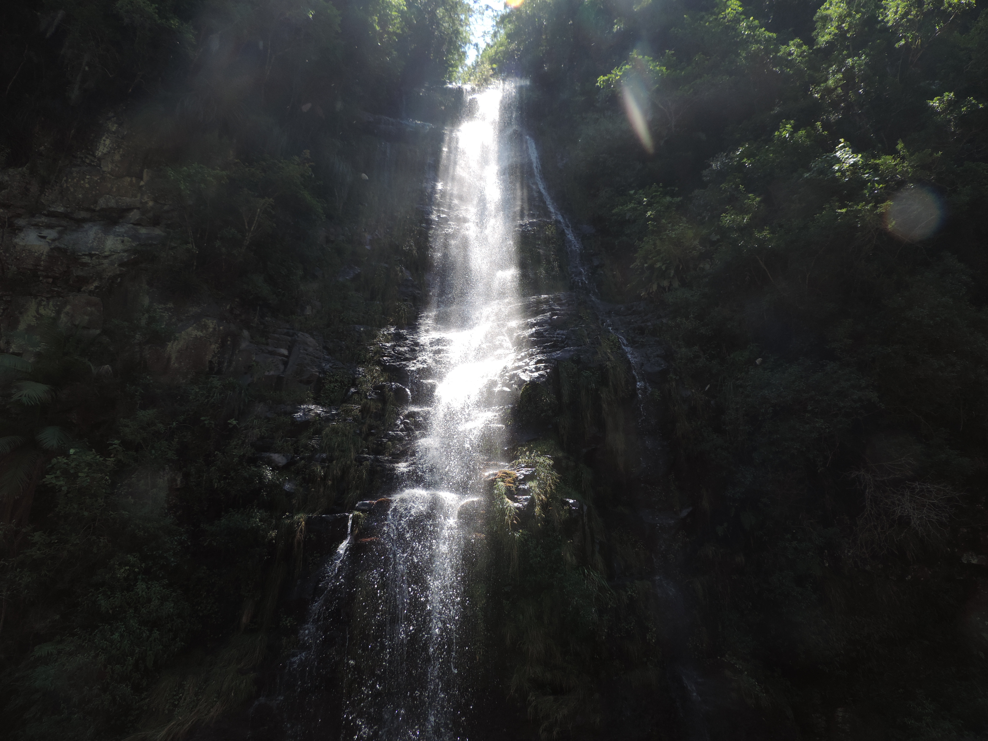 Cachoeira Leite de Moça