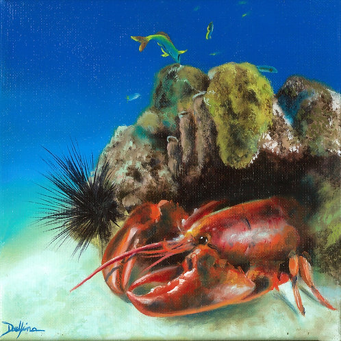 Lobster 8x8