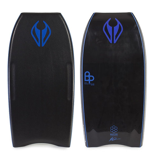 Bodyboard NMD Ben Player Control Black Blue
