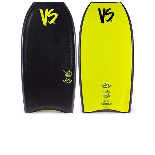 Bodyboard VS Winchester Surlyn Black – Fluro Yellow