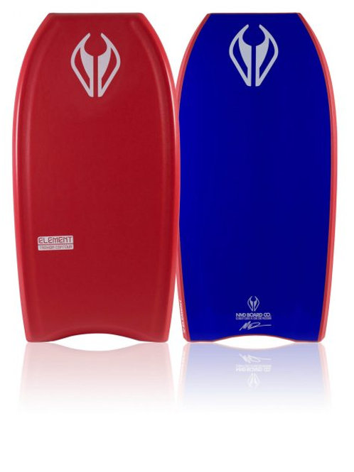 Bodyboard NMD Element Red – Electric Blue
