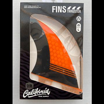 Quillas HR California FCSII fibra