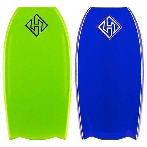 Bodyboard Hubb PP Pro BAT Tail Green – Blue