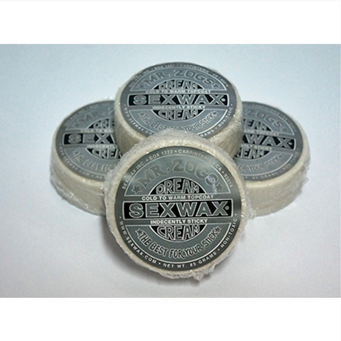 Cera Sex Wax - warm to cold silver