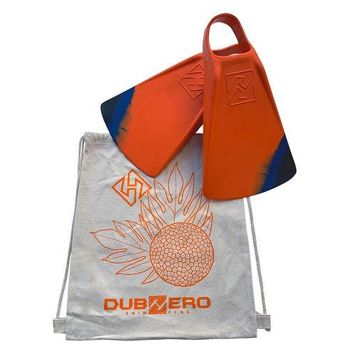 Aletas Dubb Zero Orange