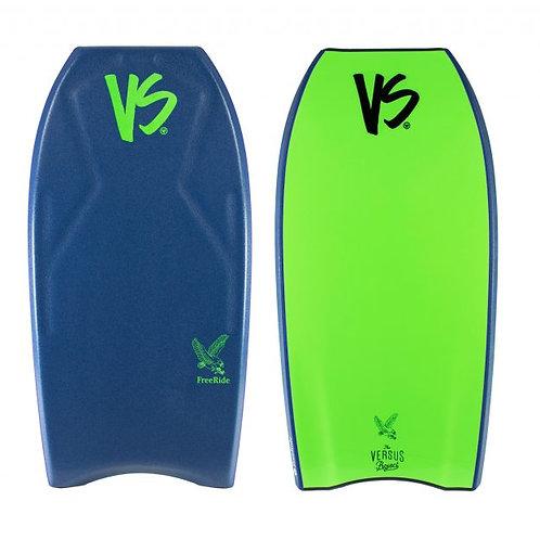 Bodyboard VS Free Motion XL Deep Sea Gray – Fluro Green