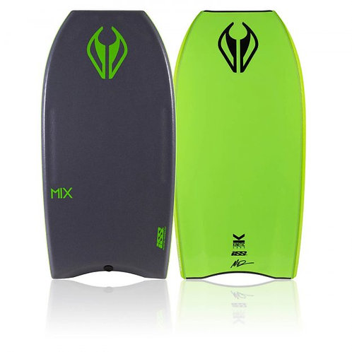 Bodyboard NMD Mix Kinetic Surlyn Gray – Green