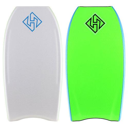 Bodyboard Hubb PP HD/ White – Lima