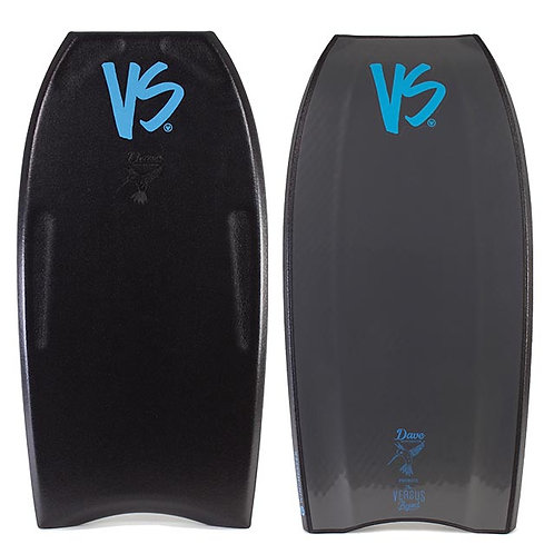 Bodyboard VS Win Parabolic Pro rider Black – Metallic Gray