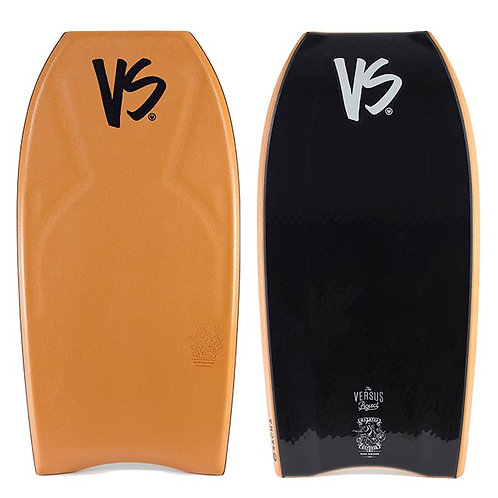 Bodyboard VS Sacha Parabolic Pro rider Copper – Black
