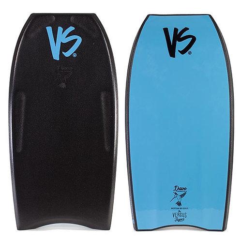 Bodyboard VS Winchester Motion Mesh Quad Concave Black – Aqua Blue