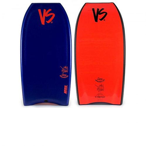 Bodyboard Winchester Motion ISS Dark Blue – Fluro Red