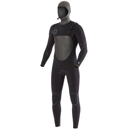 Vissla North seas 5.5-4.5 mm hooded full suit