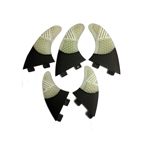 VE 5 Fins FCS Carbono-Fibra