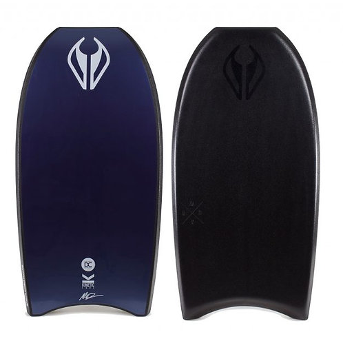 Bodyboard NMDK Doble Concave, Trident Triple Stringer System Royal Blue – Black