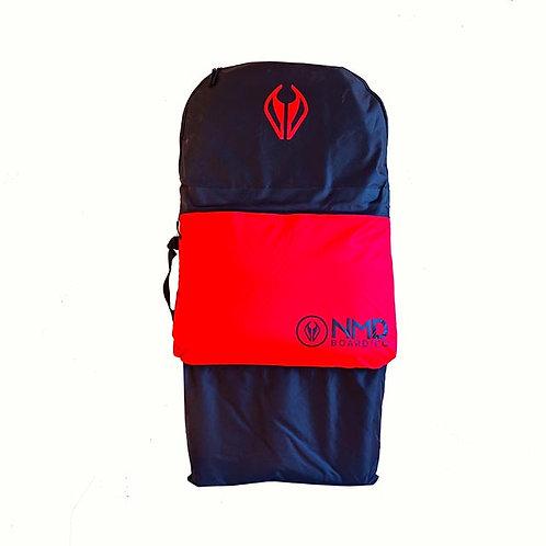Bodyboard Bag NMD Day use Black – Red / Negro – Rojo