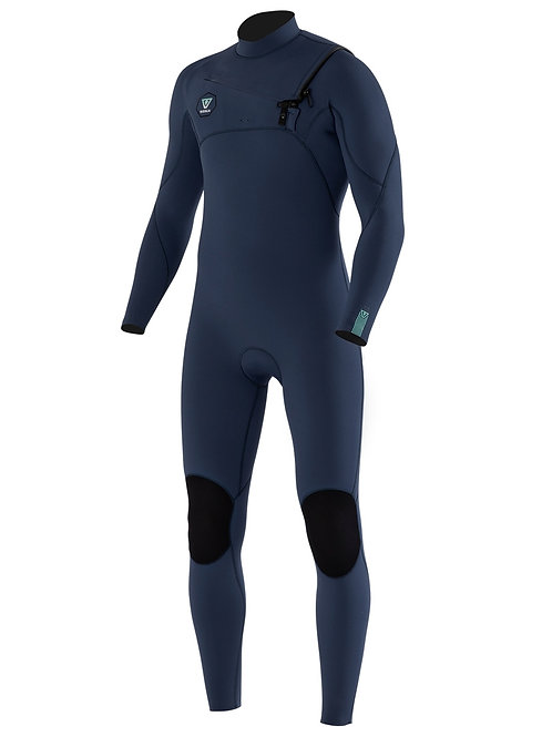 Vissla 7 seas 4.3 mm chest zip blue