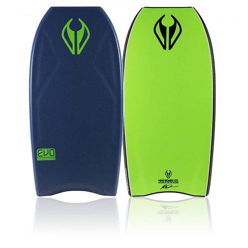 Bodyboard NMD EVO Deep Sea – Fluro Green