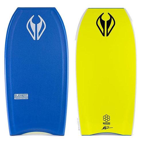 Bodyboard NMD Element Royal Blue – Fluro Yellow