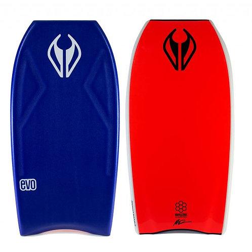 Bodyboard NMD EVO Dark Blue – Fluro Red