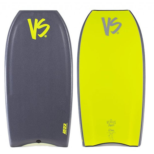Bodyboard VS Winchester Surlyn NRG Iss, Gun Metal Gray – Yellow
