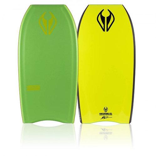 Bodyboard NMD Element Green – Fluro Yellow