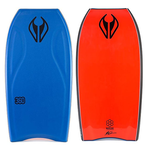 Bodyboard NMD 360 Royal Blue – Fluro Red