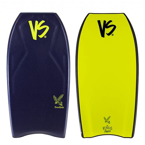 Bodyboard VS Free Motion XL Midnight Blue – Fluro Yellow
