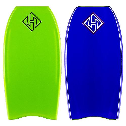 Bodyboard Hubb PP HD Green – Blue