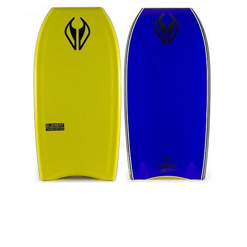 Bodyboard NMD Element Yellow – Electric Blue