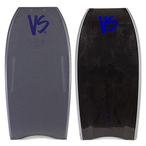 Bodyboard VS Winchester Motion Mesh Quad Concave Gunmetal Gray – Black