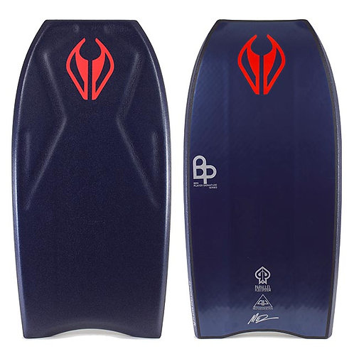 Bodyboard NMD Player PFS 3 Quad Concave Midnight Blue – Metallic Dark Blue