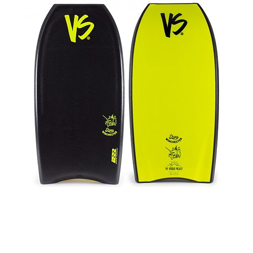 Bodyboard VS Winchester Surlyn ISS Black – Fluro Yellow