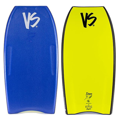 Bodyboard VS Winchester Motion with Mesh Royal Blue – Fluro Yellow