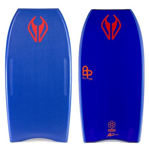 Bodyboard NMD Ben Player Control Royal Blue – Electric Blue