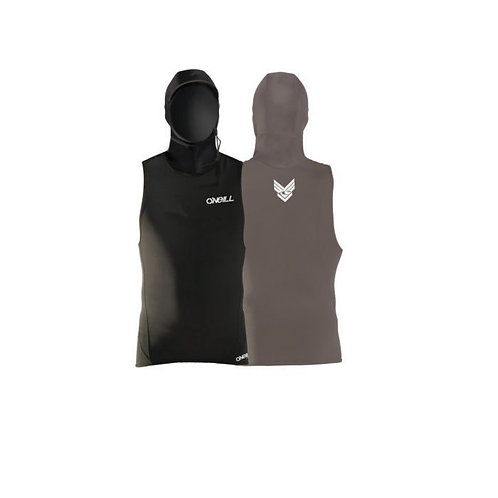 Oneill licra thermo hooded vest