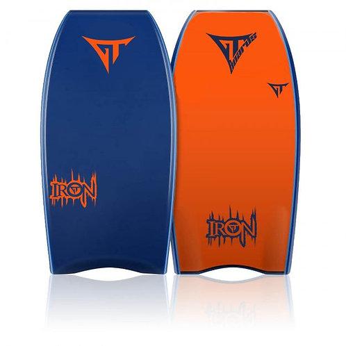 Bodyboard GT BOARDS Iron Dark Blue – Orange