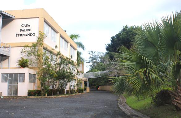 Exteriores Casa Padre Fernando