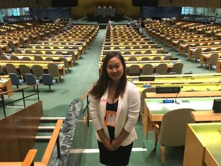 Irene Kwon: Uniting the International Model UN Community Through GLOMUN 2020